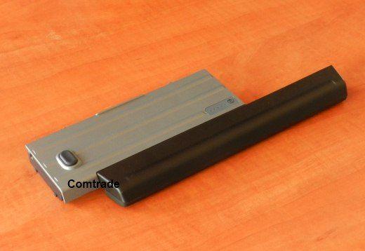 Bateria do Dell D820, D830, D531 - Comtrade