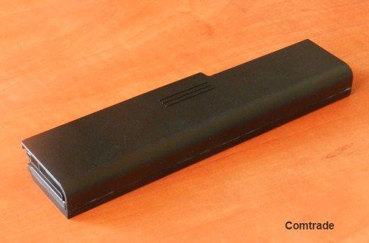 Bateria do TOSHIBA U400, U500, M300, M500, A650, L600 - Comtrade