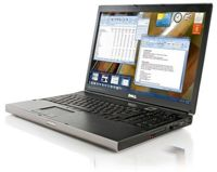 DELL Precision  M6500 Core i7 Q740 1,73 GHz (4-rdzenie) / 8 GB / 320 GB / DVD-RW / 17,0'' / Win7 Prof + 2800M
