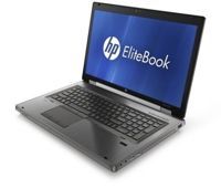 HP 8760w Core i7 2820QM 2.3 GHz / 8 GB / 240 GB SSD / DVD-RW / 17'' / Win7 Prof. + Quadro 3000M
