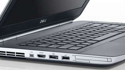 DELL E5420 Core i3 2310M 2.1 GHz / 4 GB / 500 GB / DVD-RW / 14'' / Win 7