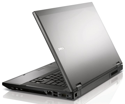 DELL E5510 Core i3 M370 2.4 GHz / 4 GB / 120GB SSD / DVD-RW / 15,6'' / Win7 Prof. RS232