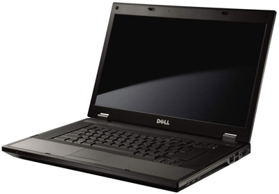 DELL E5510 Core i3 M370 2.4 GHz / 8 GB / 500 GB / DVD-RW / 15,6'' / Win7 Prof. RS232