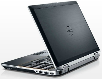 DELL E6520 Core i7 2760QM (4-rdzenie) 2.4 GHz / 4 GB / 320 GB / DVD-RW / 15,6'' / Win 7 Prof. + Quadro NVS 4200M