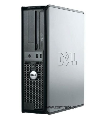 DELL Optiplex 760 Core 2 Duo 3.0 GHz / 4 GB / 160 GB / DVD / WinXP