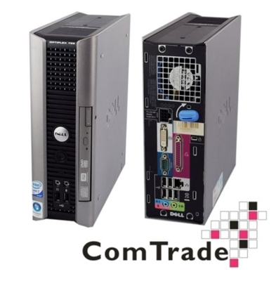 DELL Optiplex 760 USFF Core 2 Duo 2,93 / 4 GB / 160 GB  / DVD / Win7 Prof.