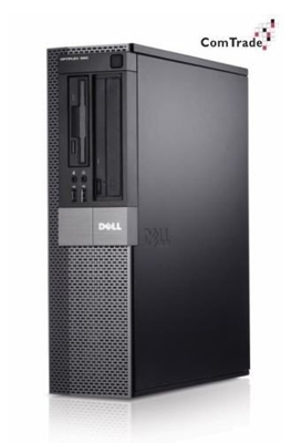 DELL Optiplex 960 Core 2 Duo 2,8 GHz / 4 GB / 160 GB / DVD / Windows 7