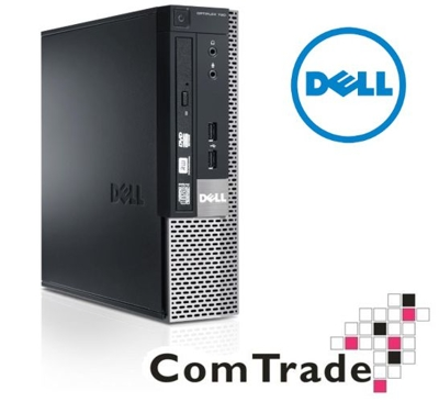 DELL Optiplex 990 USFF Intel Core i5 3.1 GHz / 4 GB / 240 GB SSD / DVD-RW / Windows 7 Prof.