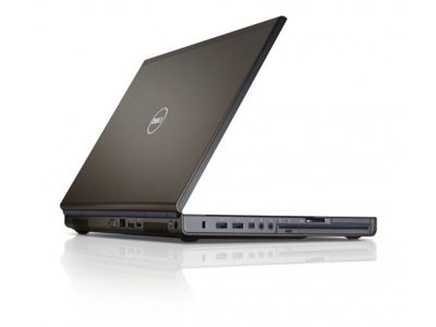 DELL Precision M4600 Core i7 2860QM (4 rdzenie) 2.5 GHz / 4 GB / 320 GB / DVD-RW / 15,6'' / Win7 Prof. + nVidia Quadro 1000