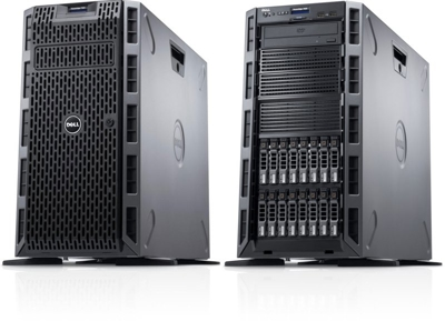 Dell PowerEdge T320  Xeon E5-2420 ( 6-rdzeni )1,9 GHz / 16 GB / 2 x 1 TB (WD RED) / DVD