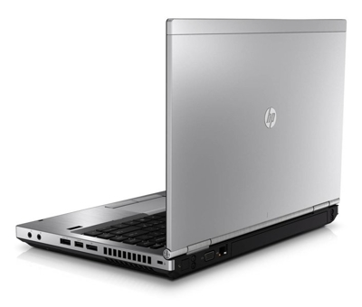 HP 8460p Core i5 2520M 2.5 GHz  / 4 GB / 320 GB / DVD-RW / 14,1'' / Win 10