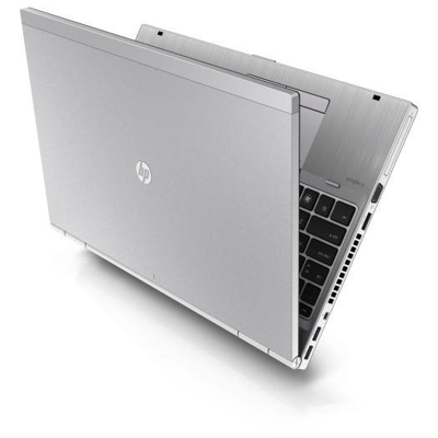 HP 8570P Core i7 (3-gen.) 3520M 2,9 GHz / 8 GB / 240 GB SSD / DVD-RW / 15,6'' / Win10. + HD 7570M +  RS232 (COM)