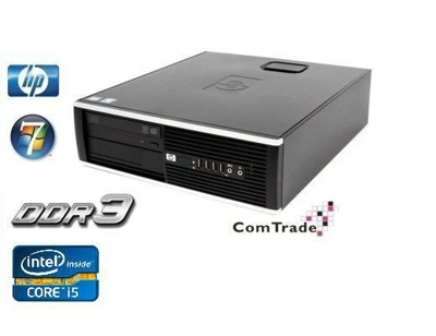HP Compaq 6200 Elite Core i5 2400 4x 3,1 GHz (4-rdzenie) / 4 GB / 500 GB / DVD-RW / Win7 Prof.