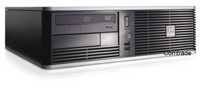 HP DC5750 ATHLON 3500+ / 1024 MB / 80 GB / DVD / WinXP