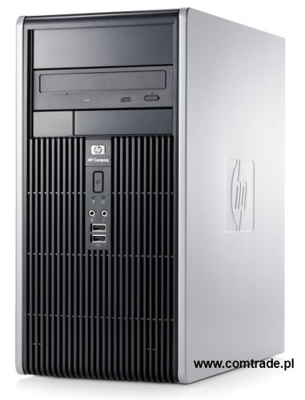 HP DC5850 ATHLON X2 5200+ / 2 GB / 80 GB / DVD / WinXP