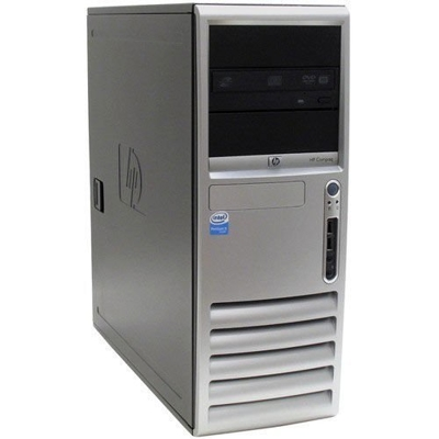 HP DC7700 Core 2 Duo 2,13 GHz / 2 GB / 160 GB / DVD-RW / WinXP
