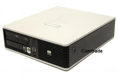 HP DC7900 Core 2 Duo 2,4 / 2 GB / 80 GB / DVD / Windows 7 Prof.