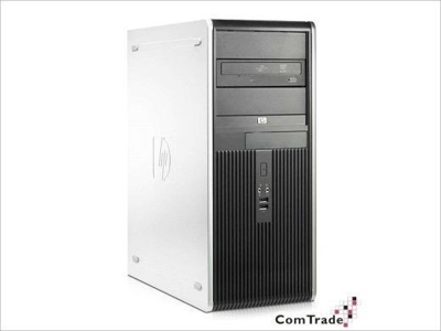 HP DC7900 Core 2 Quad 2,66 ( 4-rdzenie ) / 4 GB / 160 GB / DVD-RW / Win 7 Prof.