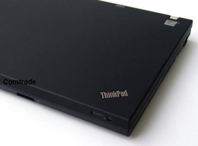 "IBM/Lenovo T500 Core 2 Duo 2.4 / 4 GB / 160 GB / DVD-RW / 15,4"" / Windows 7"