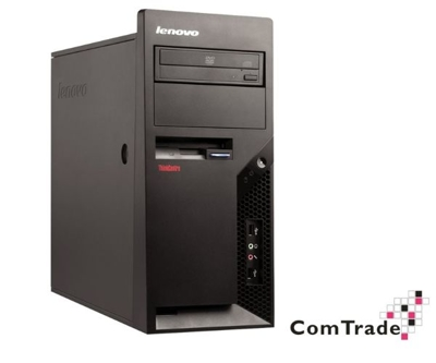 IBM M58 Tower Core 2 Duo 3.0 GHz / 4 GB / 160 GB / DVD / Win 7 Prof.