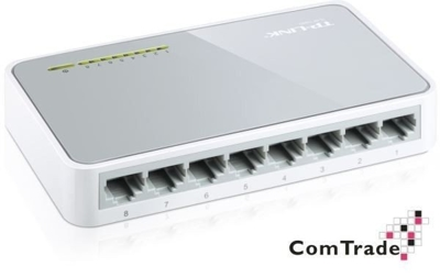 Switch TP-Link TL-SF1008D 8x 10/100Mb