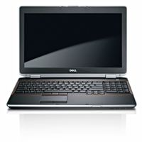 DELL E6520 Core i7 2620M 2.6 GHz / 4 GB / 240 GB SSD / DVD / 15,6'' / Win 7 Prof.+ nVidia, kamerka, full HD