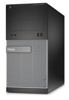 DELL Optiplex 3020 Tower Core i5 4570 (4-gen) 3,2 GHz / 4 GB / 120 GB SSD / DVD / Win7 Prof.