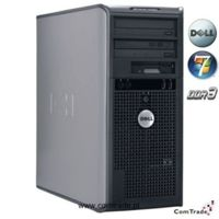 DELL Optiplex 380 Core 2 Duo 2,93 GHz / 3 GB / 160 GB / DVD / Win7