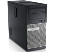 DELL Optiplex 9010 Tower, Core i7 (3-gen) 3770, 3.2 GHz / 8 GB / 240 GB SSD / DVD / Win7