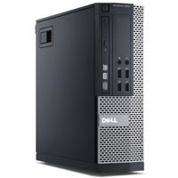 DELL Optiplex 9020 Core i5 4570 ( 4-gen.) 3,2 GHz / 8 GB / 240 GB SSD / DVD/ Windows 7 pro (upgrade do Windows 10 pro)