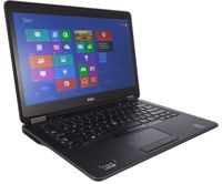 DELL UltraBook E7440 Core i5 4200u 1.6 GHz / 4 GB / 240 GB SSD /  14'' / Win 7 / 8 Prof