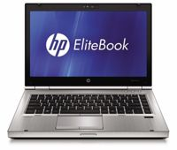 HP 8460p Core i5 2520M 2.5 GHz  / 4 GB / 320 GB / DVD-RW / 14,1'' / Win 7