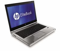 HP 8460p Core i5 2520M 2,.5 GHz  / 4 GB / 320 GB / DVD-RW / 14,1'' / Win 7 + Nowa Bateria