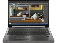 HP 8560w Core i5 2540M 2,6 GHz  / 8 GB / 240 GB SSD / DVD-RW / 15,6'' / Win7 Prof.