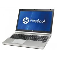 HP 8570P Core i5 (3-gen.) 3320M 2,6 GHz / 4 GB / 240 GB SSD / DVD / 15,6'' / Win 7 + RS232 (COM)