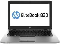 "HP EliteBook 820 G2 Core i5 5200u 2,2 GHz / 4 GB / 120 SSD / 12,5"" / Win 7/8 Prof."