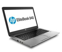 HP EliteBook 840 G2 Core i5 5300u 2,3 GHz / 8 GB / 480 SSD/ 14'' fullHD / Win 7 Prof.