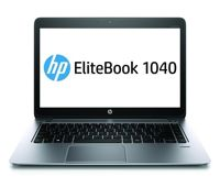 HP Folio Ultrabook 1040 G1 Core i5 (4-gen.) 4200U 1.6 GHz / 8 GB / 120 SSD / 14,1'' / Win7