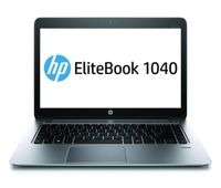HP Folio Ultrabook 1040 G2 Core i5 5300u 2,3 GHz (5-gen) / 8 GB / 240 SSD / 14'' / Win 7 Prof.