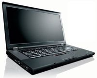 "IBM T510 Core i5 M520 2.4 / 4 GB / 160 GB / DVD-RW / 15,6"" / Win7 Prof."