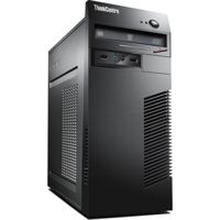 Lenovo M72e Tower Core i5 3470 3.2 GHz / 4 GB / 120 SSD / DVD-RW / Win7 Prof.