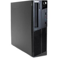 Lenovo M81 Core i3 2100, 3,1 GHz / 4 GB / 120 SSD / DVD / Win7 Prof.