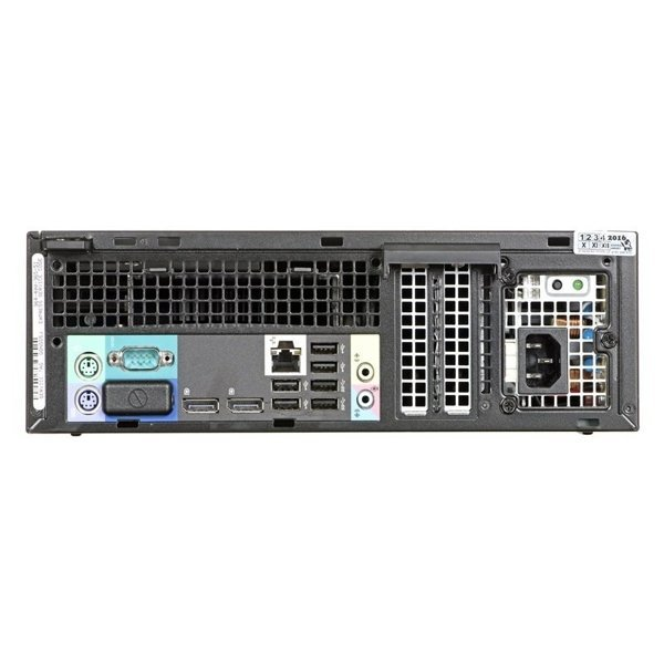 DELL Optiplex 7020 SFF Core i5 4570 3 2 GHz / 8 GB / 120 SSD/ DVD / Win 10  Prof  Ref
