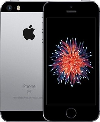 Apple iPhone SE / 32GB / Space Grey / Klasa A-