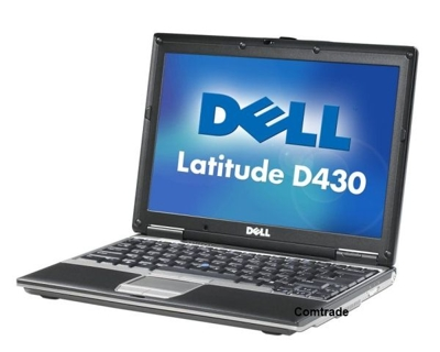 DELL D430 Core 2 Duo 1,33 / 2 GB / 60 / 12,1'' /  WinXP