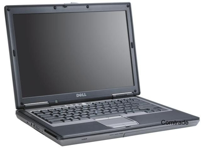 DELL D620 Core 2 Duo 1,66 / 1024 / 60 / DVD / 14,1'' / WinXP