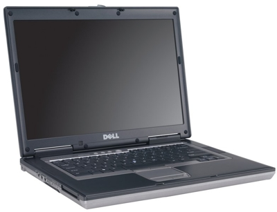 DELL D830 Core 2 Duo 2.0 GHz / 2 GB / 160 GB / DVD / 15,4'' / Win 10 (Update)