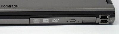 DELL D830 Core 2 Duo 2.0 GHz / 2 GB / 80 / DVD-RW / 15,4'' / WinXP
