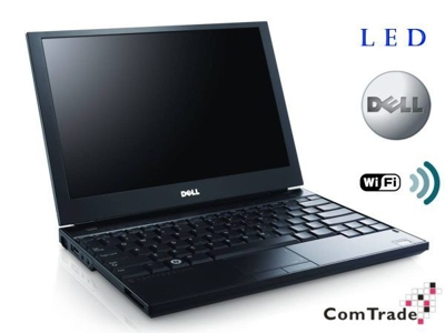 DELL E4300 Core 2 Duo 2,4 GHz / 2 GB / 80 / DVD / 13,3'' / Windows XP Prof