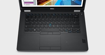 DELL E5470 Core i5 6300U (6-gen) 2,4 GHz / 8 GB / 480 SSD / 14'' / Win 10 Prof. (Update)